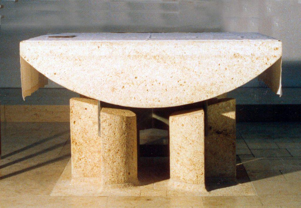 Terrific Ellgau Pfarrkirche St Ulrich Atelier Zagel Inzonedesignstudio Interior Chair Design Inzonedesignstudiocom